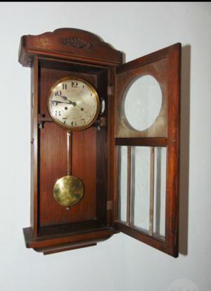 Reloj Péndulo Alemán de Pared Junghans Estrella - escucho