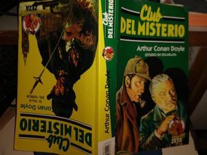 Arthur Conan Doyle - Club Del Misterio (dos Novelas)