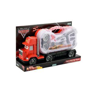 Cars Camion Mack Con Herramientas Racing Team Orig. Ditoys