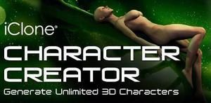 Character Creator 2 Para Iclone 7 Por Descarga