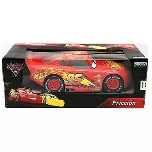 Disney Cars Auto Rayo Mc Queen A Friccion 21 Cm Once