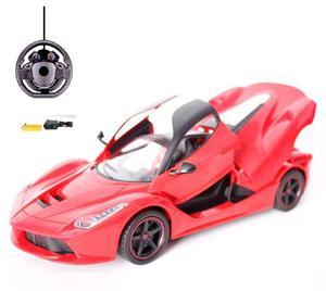 Ferrari  Auto Radio Control Remoto Esc1:16 Carg 220v