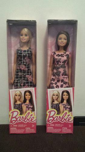 Muñeca Barbie Clasica Original Mattel
