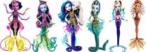 Muñecas Monster High - Disponible Posea Reaf