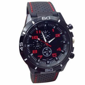Reloj Pulsera Silicona Gt Hombre Diseño Deportivo - La