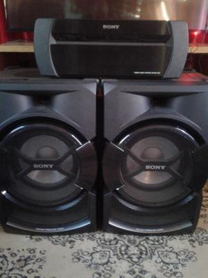 Sistema de audio SONY