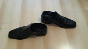 Zapatos de Hombre para Fiesta/Trabajo Color Negro Talle
