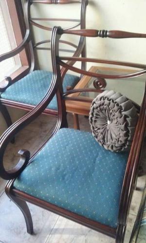 regios sillones de estilo ingles $ cada uno