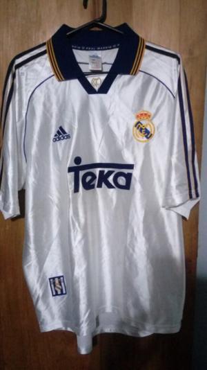 Adidas Real Madrid talle XL original de epoca
