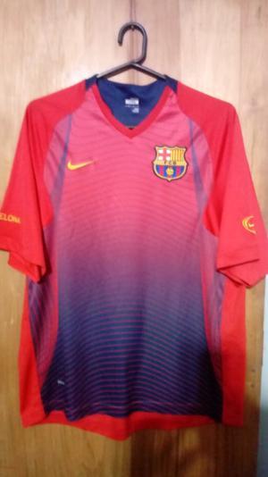 Barcelona nike talle M original de epoca.