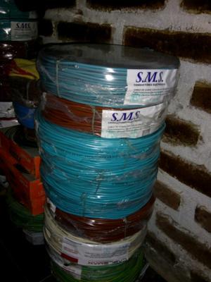 Cable unipolar 2.5 mm x 100 metros