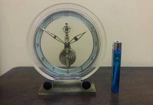 Hermoso Reloj Mesa O Escritorio Jaeguer Le Coultre Art Deco