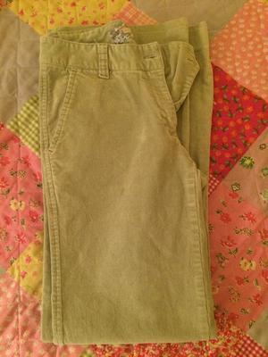 Pantalon Oxford Corderoy