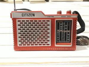 Radio Antigua Citizen Am/fm Impecable!!!