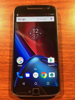 VENDO Moto G4 Plus 32GB LIBRE IMPECABLE