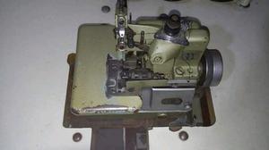 Maquina overlock industrial usada