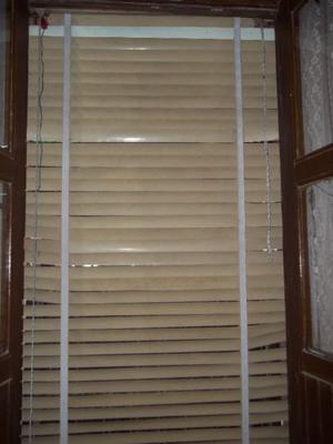 Persiana americana cortina veneciana