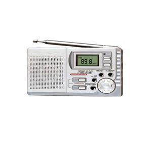 Radio Con Display Digital Am/fm Daewoo Dmr-521e Auriculares