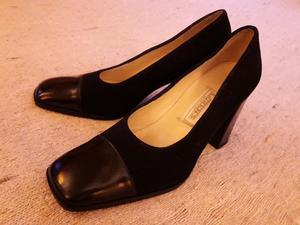 Zapatos de cuero, número 37
