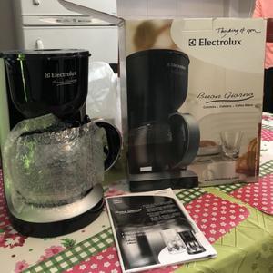 Cafetera de filtro electrolux sin uso
