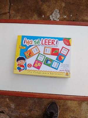 Dos juegos de letras y palabras para niños