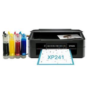 Impresora Multifuncion Epson Xp241 Con Sistema Continuo