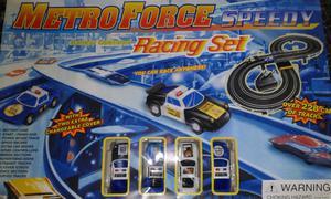 Pista de autos. Racing set