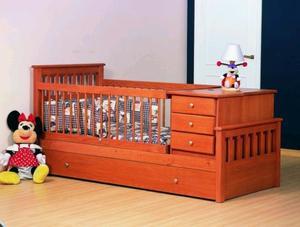 Cuna funcional para nene o nena en buen estado