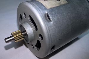 Motor Mabuchi12 A 32 Volts Rs-365sh