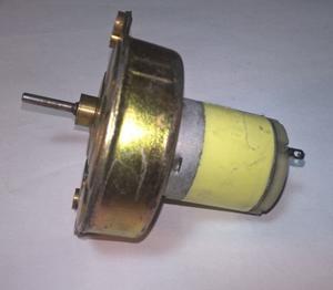 Motorreductor 12 Volts A 24 Volts Dc