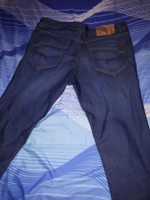 Pantalon Jeans Talle 46