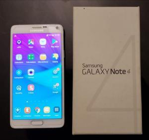 Samsung Galaxy Note 4 32gb. Excelente Estado