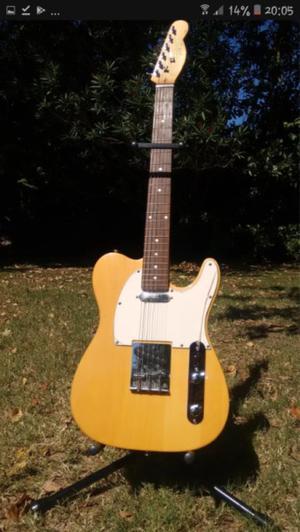 Vendo guitarra electrica con amplificador y accesorios
