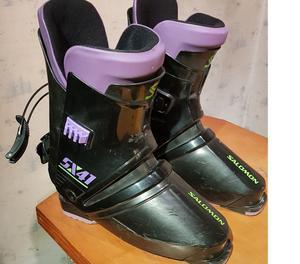 Botas de Ski Salomon Nro 41