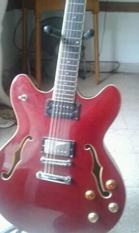 Guitarra Washburn 335 Hb30