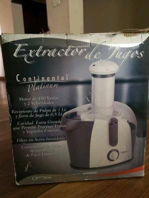 Juguera / Extractor de jugo