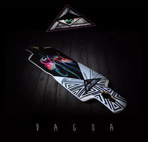 Liquidación 40% Off Longboard Kalima Dagua Hasta