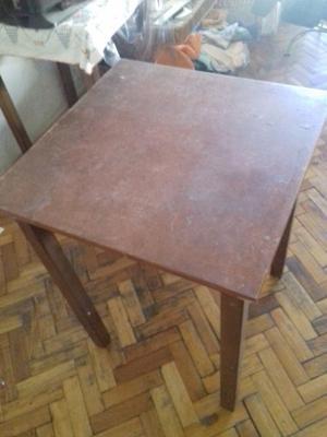 Mesas de bar 60x60 (3 unidades)