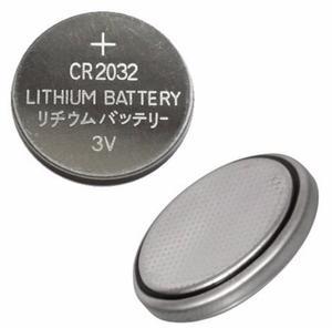 Pila Boton Cr Lithium 3v Generica Blister X 5 Unid. Uss