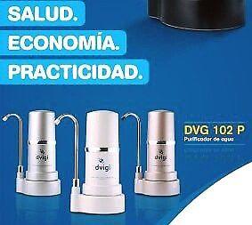 Purificadores de agua DVGI