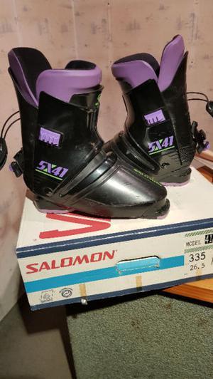 Botas de Ski Para Hombre Salomon