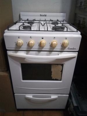 Cocina horno Escorial 51cm muy poco uso