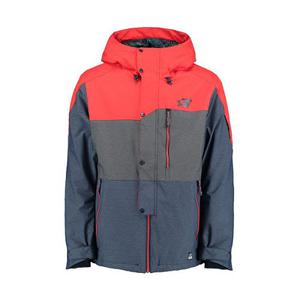 O Neill Campera Dialled Campera Nieve Hombre Rojo