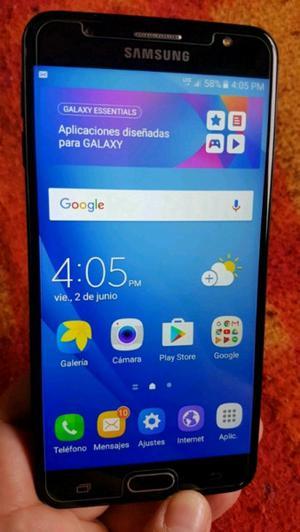 Samsung j7 prime flash frontal 4g lte libre.