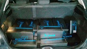 Vendo lote de  cajas