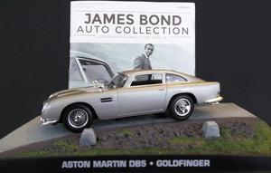 vendo auto de colección de la serie de james bond color