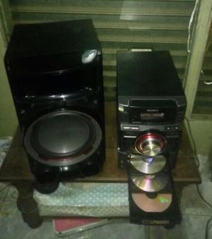 Audio sony oportunidad x precio