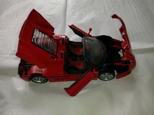 Auto Ferrari de colección