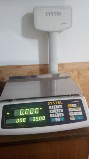 Balanza electrónica Systel croma