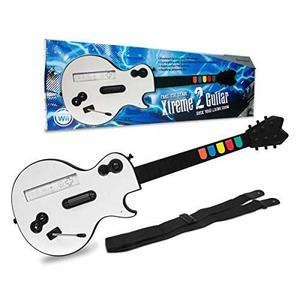 Guitarra Inalámbrica Wii Xtreme 2